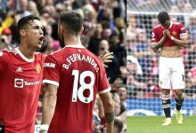 Manchester United fans unanimous on Brunos Penalty Miss: Let Ronaldo…