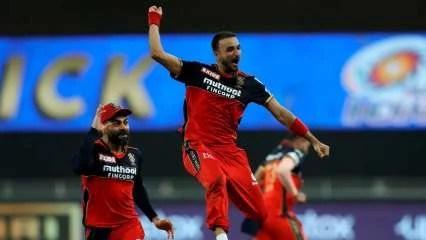 IPL 2021: Hat-trick hero Harshal Patel triggers monumental MI collapse as RCB end 7-match losing streak in UAE