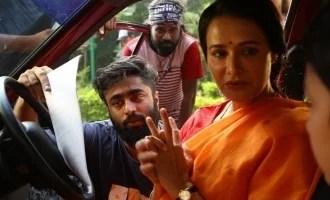 पुरानी अभिनेत्री अमला अक्किनेनी की 30 साल बाद तमिल सिनेमा में वापसी!