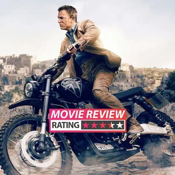 No Time to Die movie review: Daniel Craig gets a fitting swansong in a James Bond movie that packs both an action-filled and emotional wallop