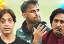 Pakistan includes Shoaib Malik in T20 World Cup squad as PCB succumbs to Akhtars pressure