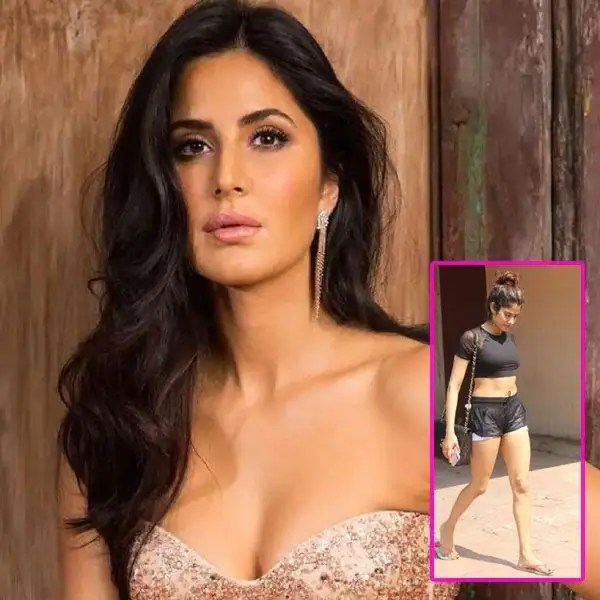 When Katrina Kaif revealed being worried because of Janhvi Kapoor's 'very, very short gym shorts'