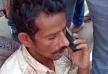 निहंग दल सफेदी में: एक निहंग ने सिंघी पर प्रपत्र के कर्मचारी से नए मुहाना, बैठक की जानकारी