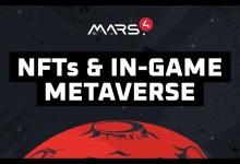 Mars4 – क्रिप्टो प्रशंसकों के लिए लाल ग्रह के अद्वितीय एनएफटी भूमि भूखंड