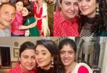 Yeh Rishta Kya Kehlata Hai: Shivangi Joshi gets emotional on the last day of her shoot – view pics