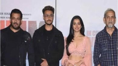 एंटीम ट्रेलर लॉन्च: निर्देशक महेश मांजरेकर का कहना है कि उन्होंने सलमान खान की वजह से फिल्म में अभिनय किया