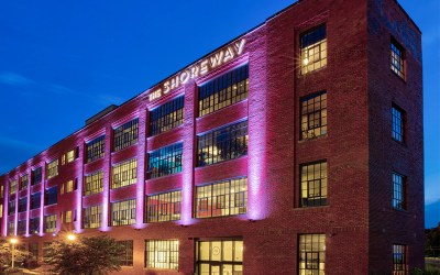 Renovated shoreway building will offer 45 loft apartments with stunning lake, city views