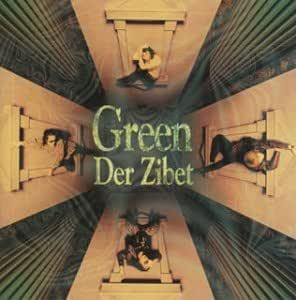 Album cover of Green, Der Zibet