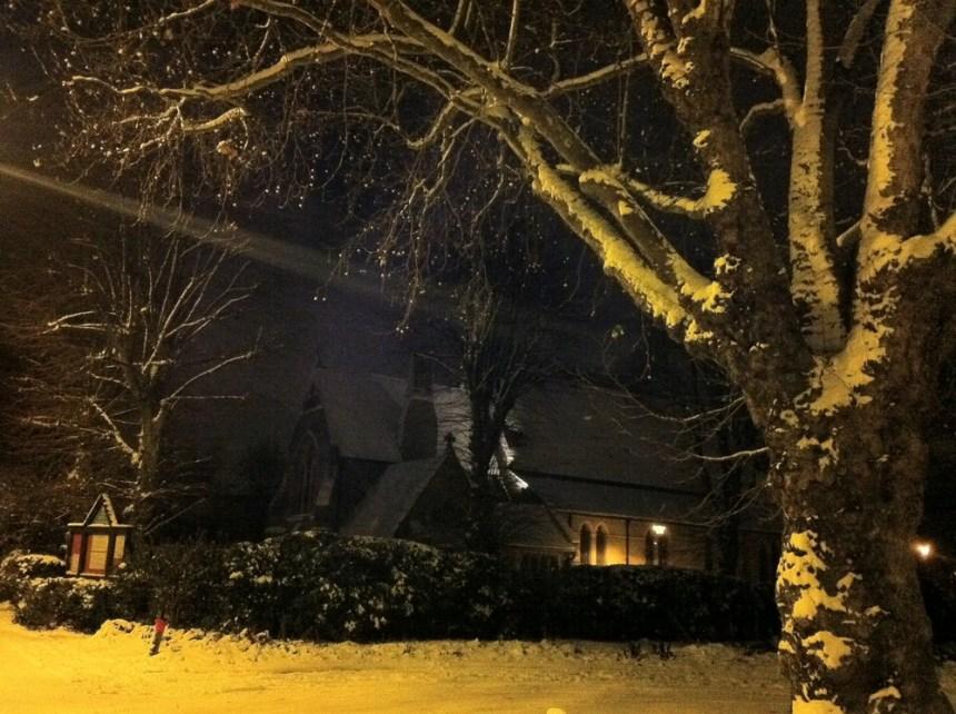 Snow London 2010 2