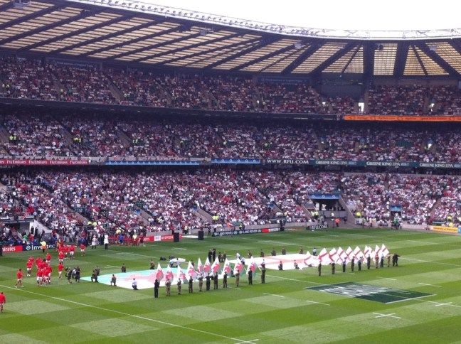 England v Wales 2011