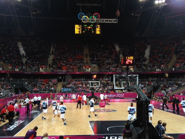 TeamGB Basketball