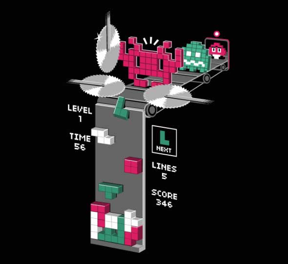 Tetris Explained
