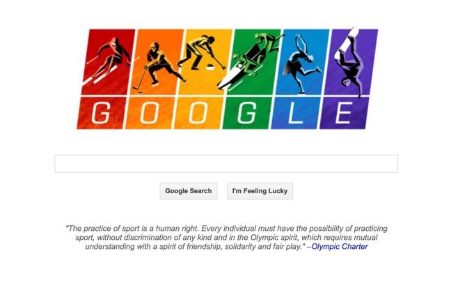 google sochi doodle