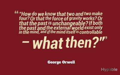 1984 – 조지 오웰