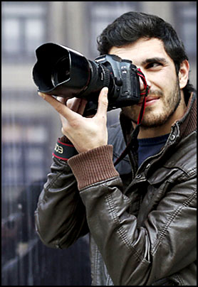Spotlight Interview … Photojournalist Daniel Rodrigues ...