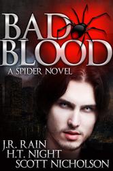 Cover von Bad Blood