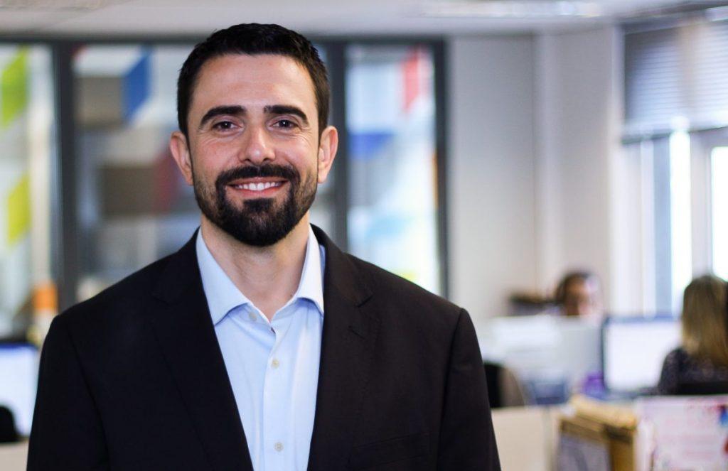 Rafael Caetano é diretor de Marketing e Relacionamento com Clientes da Icatu / Divulgação