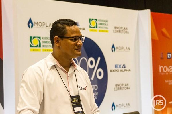 Gilson Silva é Gerente Comercial da Velox / Arquivo JRS