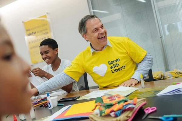 Campanha interna de voluntariado da Liberty Seguros beneficia mais de 45 instituições sociais no Brasil