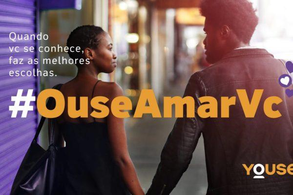 Amor Próprio é tema de campanha da Youse para o mês dos namorados