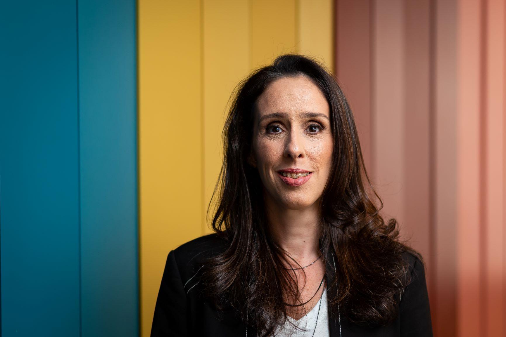 Erika Medici é CEO da AXA no Brasil / Divulgação
