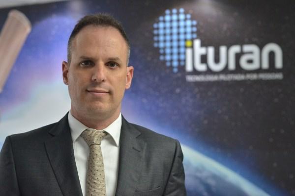Amit Louzon é CEO da Ituran no Brasil / Divulgação
