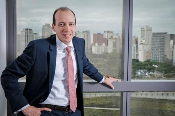 Fabio Protásio Oliveira é CEO da AIG no Brasil / Divulgação