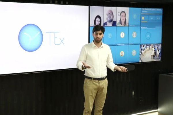 TEx participa pelo segundo ano consecutivo da Feira de Negócios da ENS