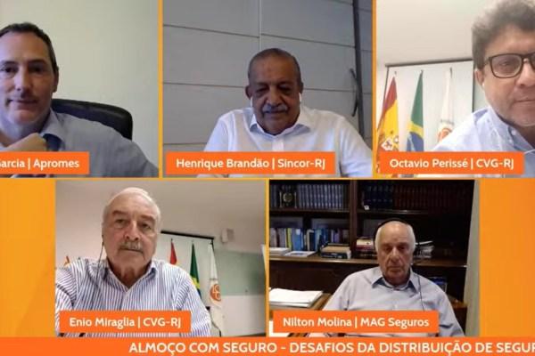 CVG-RJ promove evento internacional histórico