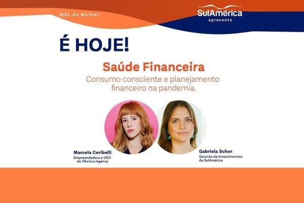 SulAmérica fecha o Mês das Mulheres com evento online