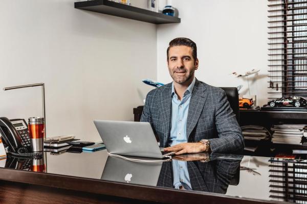 Reinaldo Zanon é fundador do Grupo Zanon / Divulgação