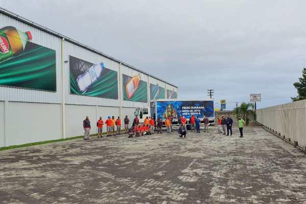 Fruki inaugura Centro de Distribuição em Farroupilha / Foto: Diego Augusto Canabarro/Divulgação
