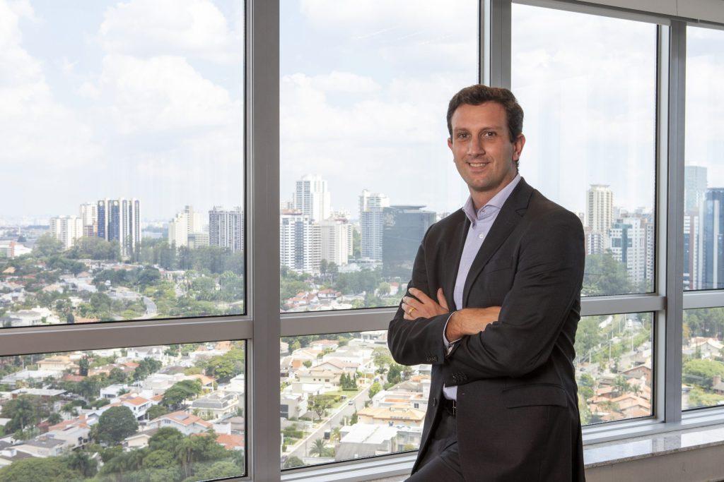 Estevão Scripilliti é superintendente executivo do Departamento Financeiro e de Investimentos da Bradesco Seguros / Divulgação