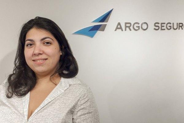 Larissa Gonçalves é gerente de Casualty da Argo Seguros / Divulgação