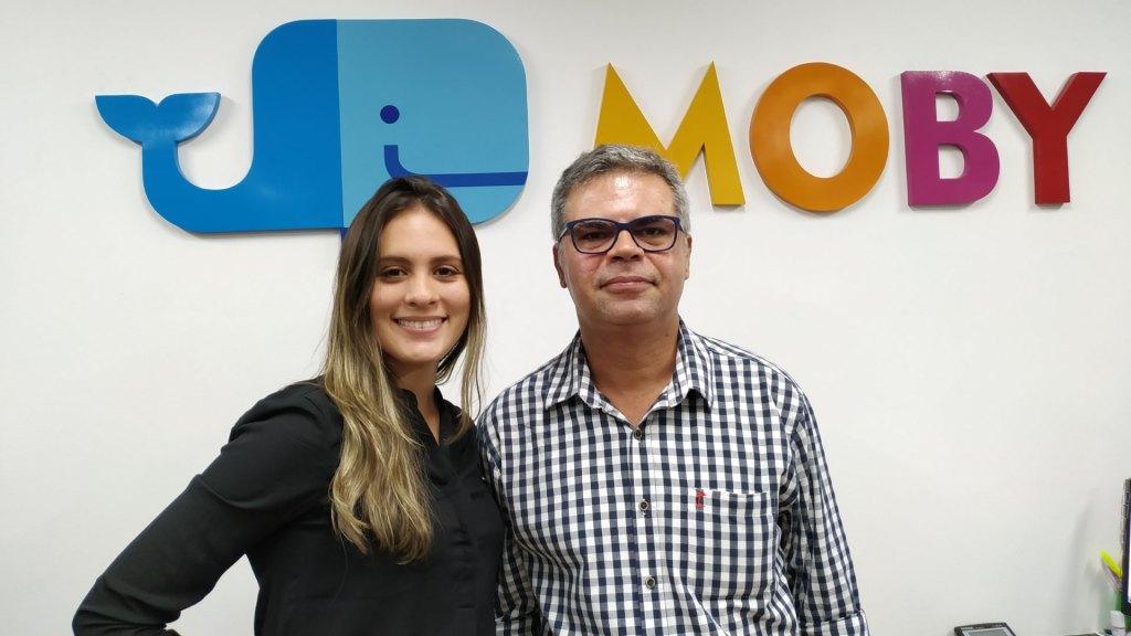 Kamila Alves e Arley Boullosa, da Kuantta Consultoria / Divulgação