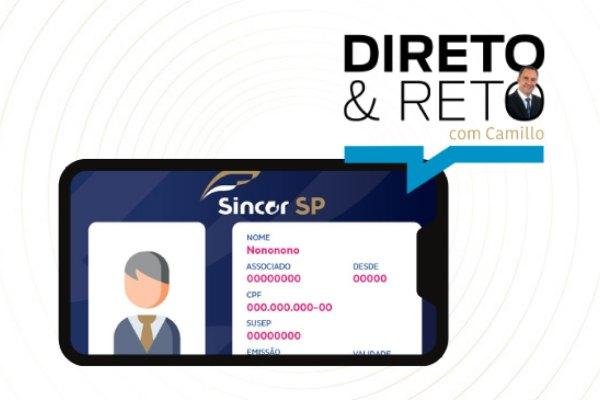 Sincor-SP realiza sorteio de um ano de contribuição associativa gratuita nesta quarta / Divulgação