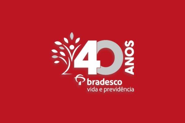 Bradesco Vida e Previdência promove live em comemoração ao 40º aniversário