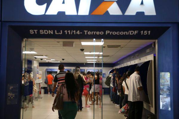 Caixa anuncia abertura de 130 novas unidades de atendimento em todo o Brasil até o final do ano / © José Cruz/Agência Brasil