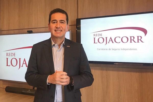 Geniomar Pereira é Diretor Comercial (CCO) da Rede Lojacorr / Divulgação