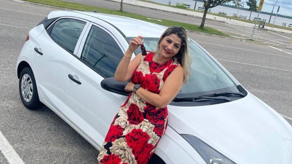A corretora Elaine Venâncio, de Belém do Pará / Divulgação