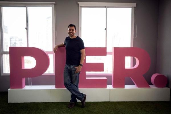 Igor Mascarenhas é cofundador e CEO da Pier / Divulgação