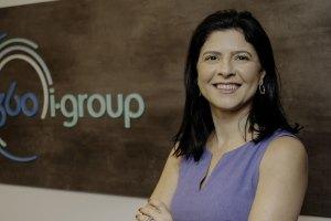 Ale Boiani é CEO e sócia fundadora do 360iGroup / Divulgação