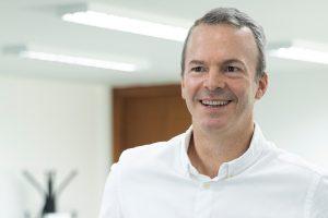 Luciano Snel é CEO da Icatu / Divulgação