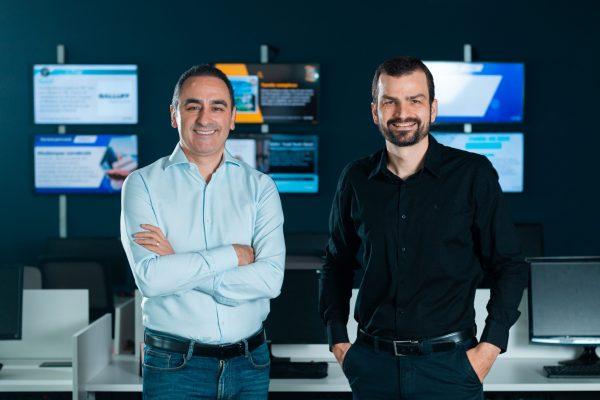 Rodrigo Cabral, Sócio e Diretor Comercial; e Igor Vazzoler, Fundador e CEO da Progic / Divulgação