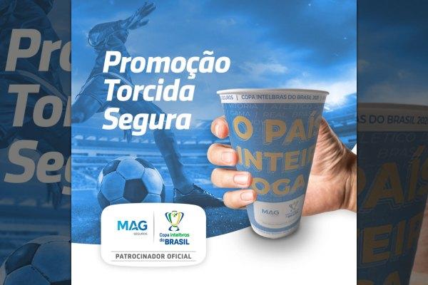 Copa do Brasil realiza promoção com patrocinadora / Divulgação