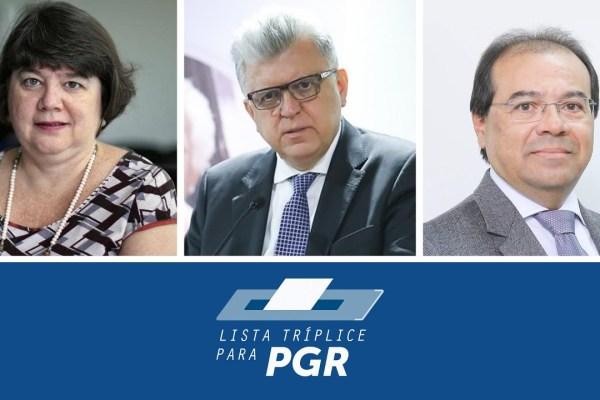 Debate entre candidatos a Procurador Geral da República acontece nesta sexta, a partir das 14h / Reprodução