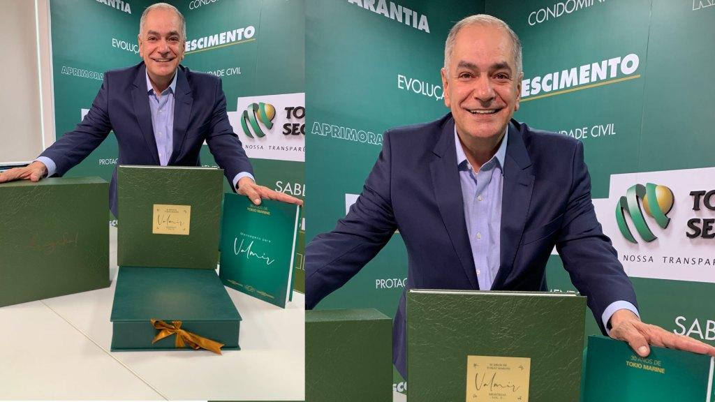 O executivo Valmir Rodrigues / Divulgação