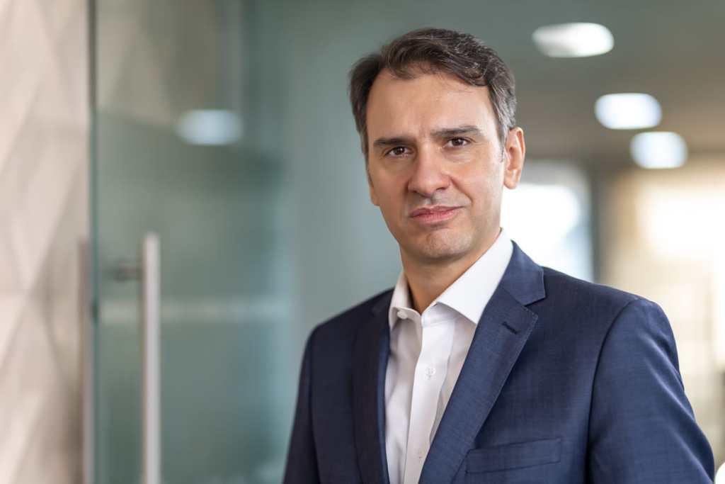 Fabio Pinho é CEO da Essor Seguros / Foto: Manoel Petry/Divulgação