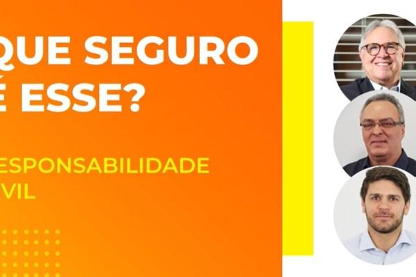 Presidente da CNseg comanda bate-papo sobre os diferentes tipos de seguro / Divulgação