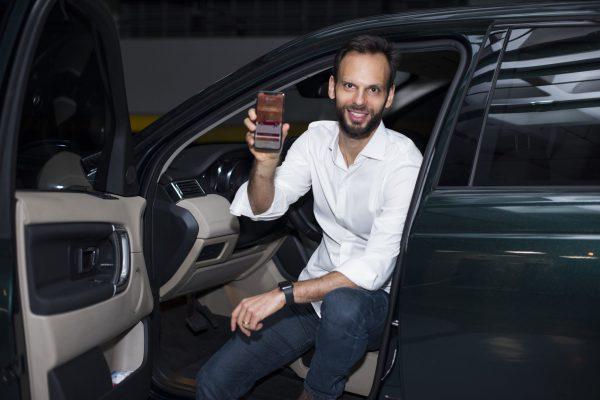 Rafael Taube, CEO da Joycar / Divulgação